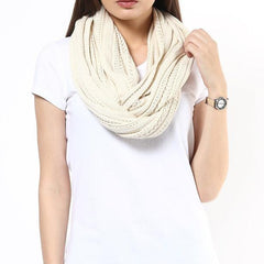 Apparel - Pointelle Scarf