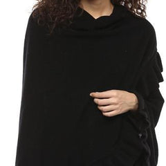 Apparel - Ruffle Trim Shawl