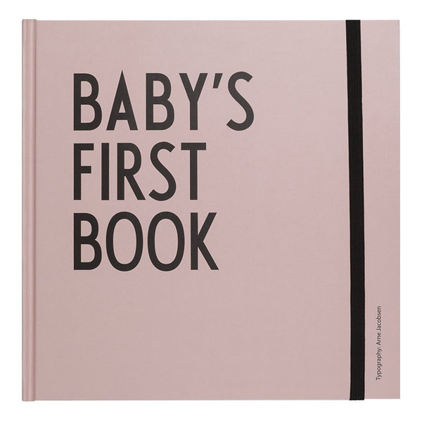 AJ Vintage ABC Baby's First Book