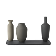 Muuto Balance 3 Vase Set - Nature