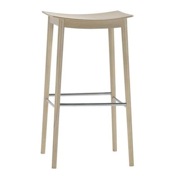 Smile Backless Barstool