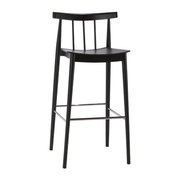 Smile BQ0327 Spindle Back Bar Stool