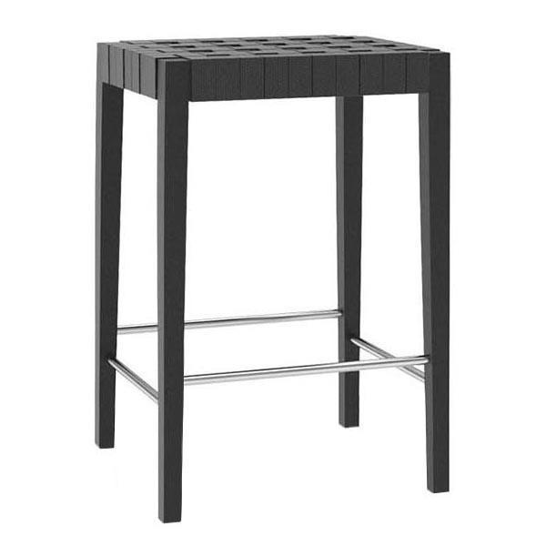 Valeria Backless Counter Stool - Woven Seat