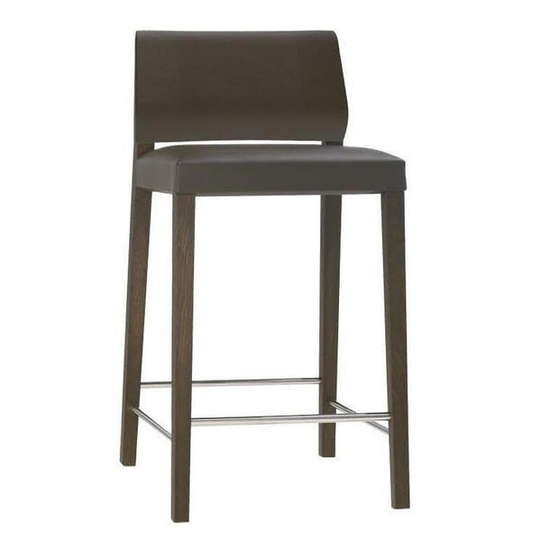 Valeria Counter Stool - Upholstered Seat & Back