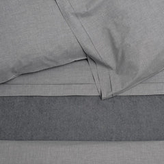 Bedding - Heather Grey Bedding