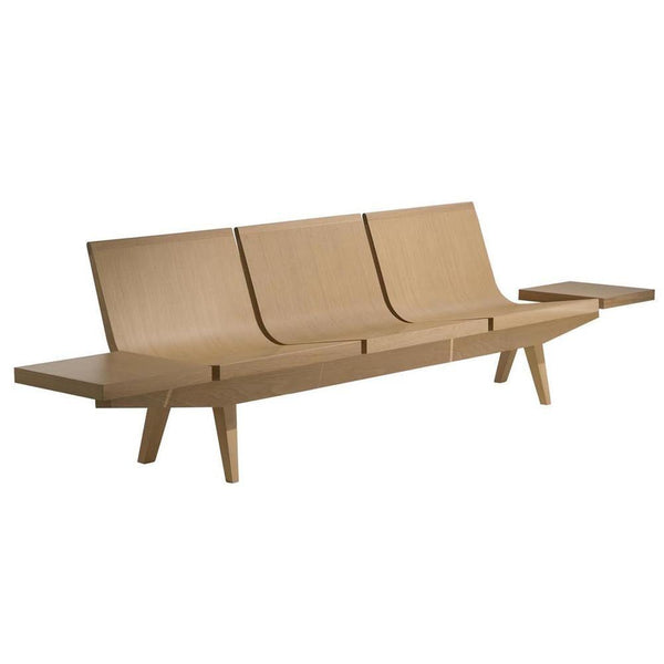 Trienal 3-Seater Bench