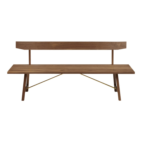 Bench Two - w/ Back