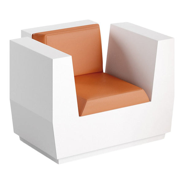 Big Cut Lounge Armchair - Light Up