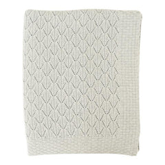 Blankets - Pointelle Throw