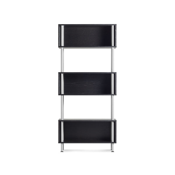 Bookcases & Standing Shelves - Chicago 3 Box