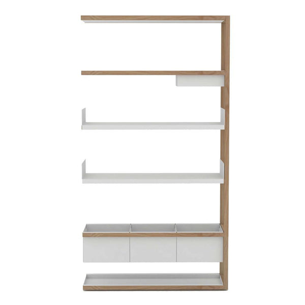 Bookcases & Standing Shelves - Lap Tall Shelving (Extension / V2)