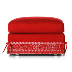 Boutique Footstool - Diary