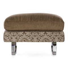 Boutique Footstool - Medallion