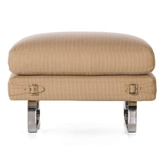 Boutique Footstool - Travis