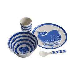Bowls & Plates - All You Can Eat Mealtime Set