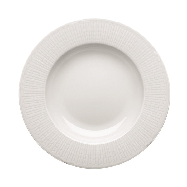 Bowls & Plates - Swedish Grace Rim Soup/Pasta Bowl