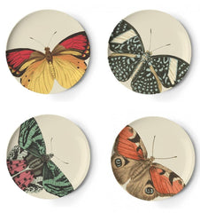 Bowls & Plates - Thomaspaul Metamorphosis Side Plate Set, Set Of Four