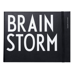 AJ Vintage ABC Brainstorm Notebook