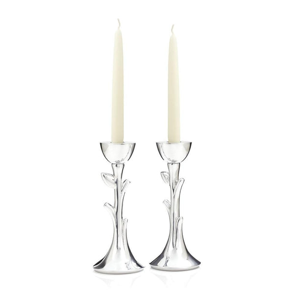 Candles & Candle Holders - Tree Of Life Sabbath Candlestick Pair