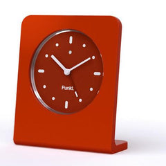 Clocks - AC 01 Alarm Clock By Jasper Morrison - Red