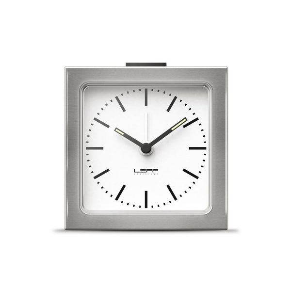 Block Index Alarm Clock