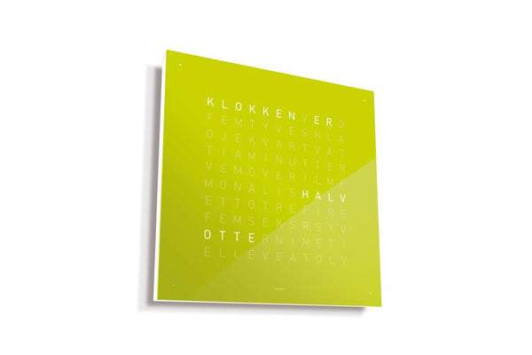 QLOCKTWO CLASSIC Wall Clock - Front Cover Only