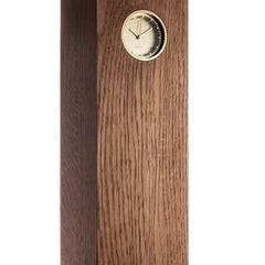 Clocks - Tube Wood Clock
