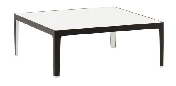 coffee tables cg_1 low square metal frame table - Metal Frame Coffee Table