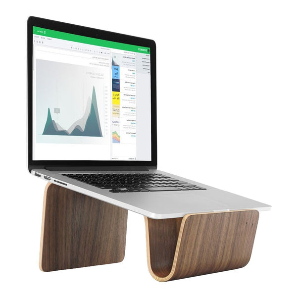 Bent Ply Laptop Stand