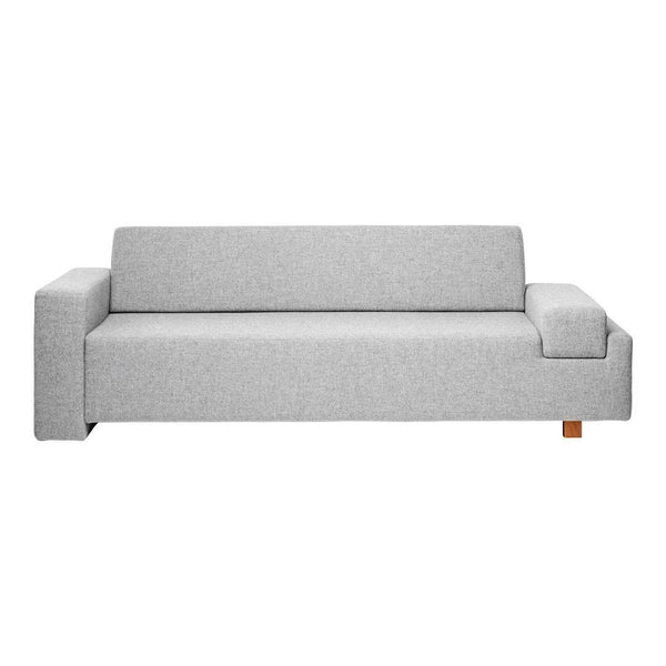 Upside Down Couch - Wooden Legs