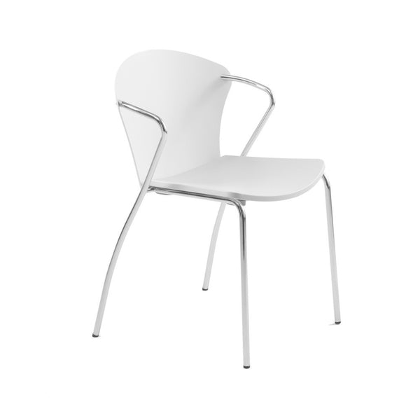 Dining Chairs - Bessi Stacking Chair