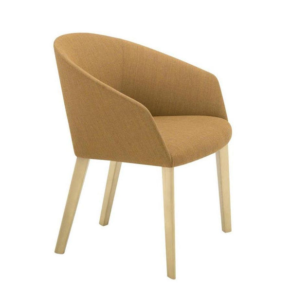 Dining Chairs - Brandy SO2996 Armchair