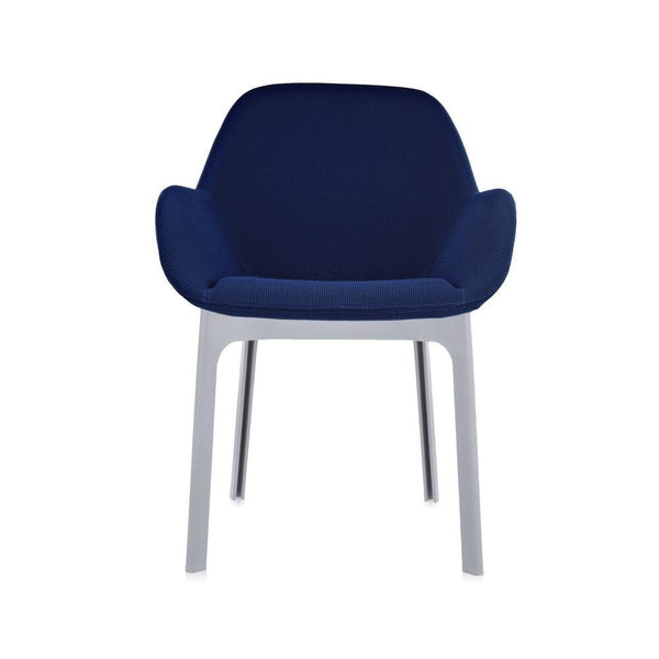 Dining Chairs - Clap Chair - Solid Color Fabric