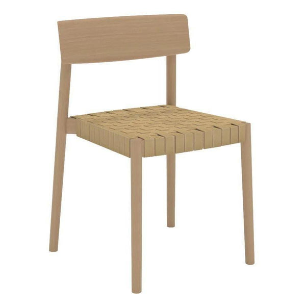 Smart SI0612 Chair - Woven Seat - Stackable