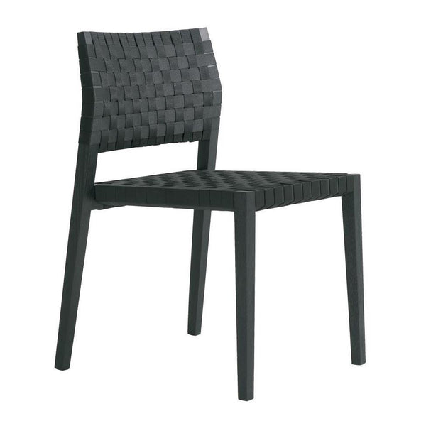 Valeria Stackable Chair - Woven Seat & Back