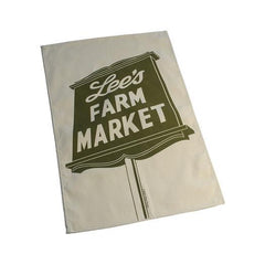 Dish Towels - Lee's Farm Tea Towel