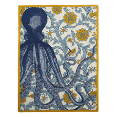 Dish Towels - Thomaspaul Octopus Vineyard Tea Towel