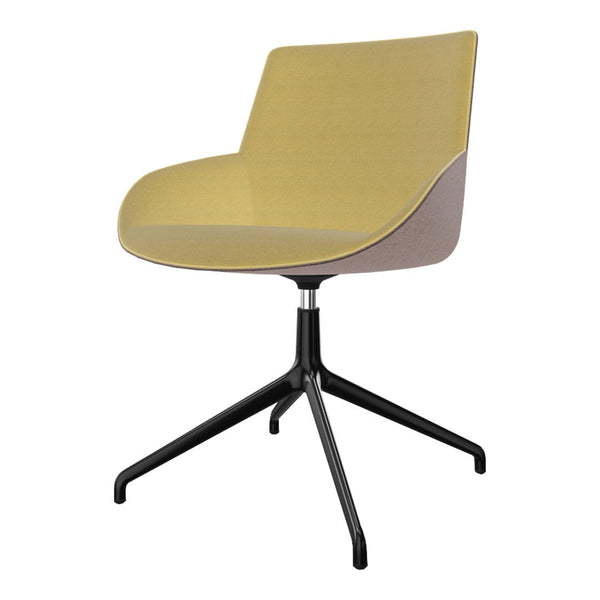 Noom Series 30 Chair Bicolor - 4-Star Swivel Base