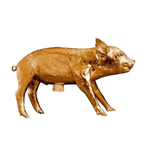 Figurines & Ornaments - Pig Bank