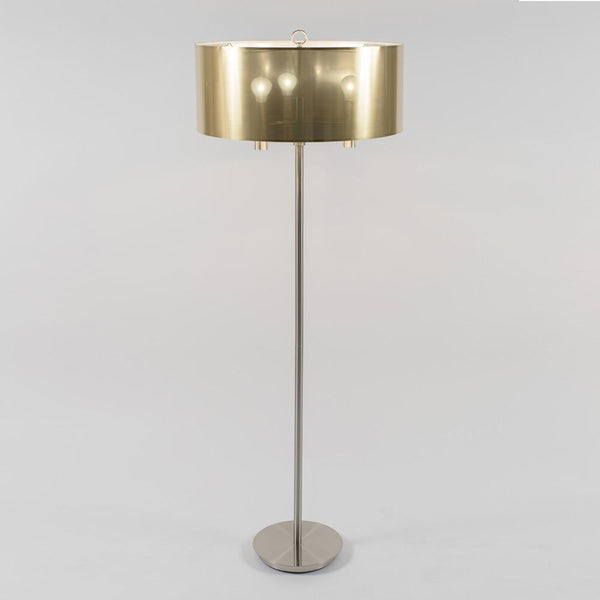Floor Lamps - Walker Chandelier Floor Lamp