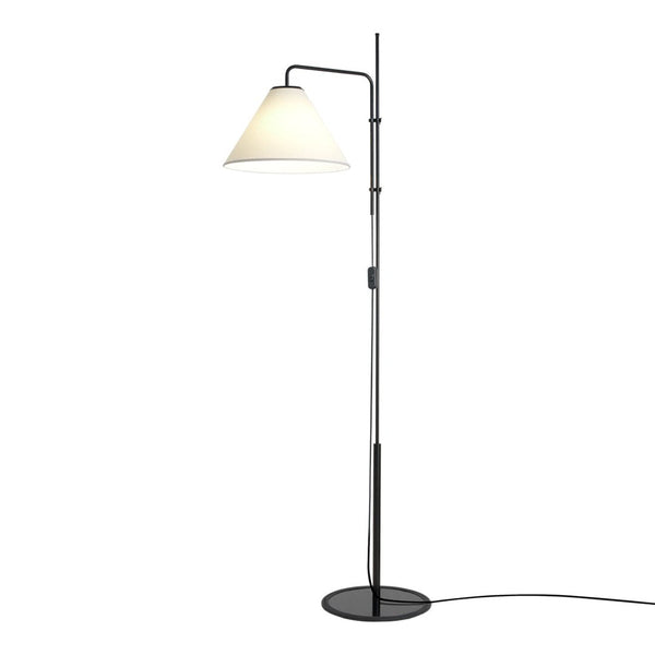Funiculi Fabric Floor Lamp