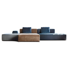 275 Glam 3-Piece Sectional