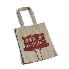 Handbags, Wallets & Cases - Let's Eat Tote