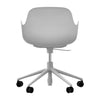 Form Armchair - 5W Swivel Base