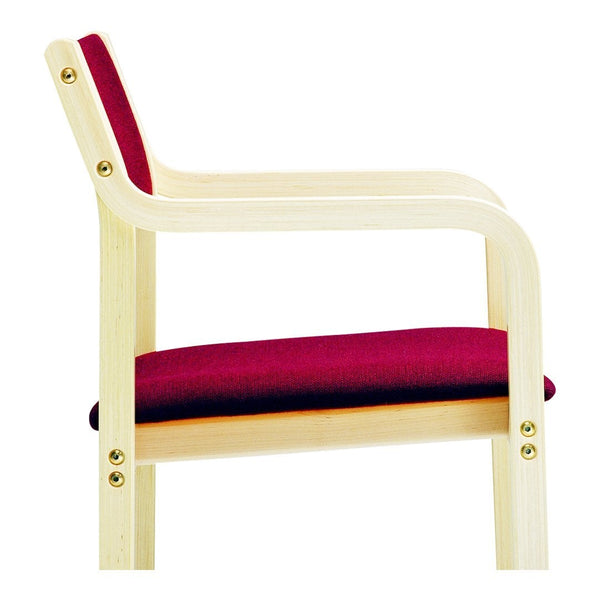 Kari 1 Armchair Seat & Backrest Upholstered