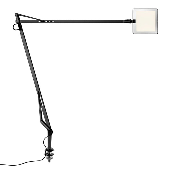 Kelvin Edge Table Lamp - w/ Support & Hidden Cable