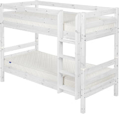 Kids Beds - Bunk Bed Whitewash