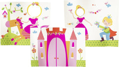 Kids Beds - Curtain Princess