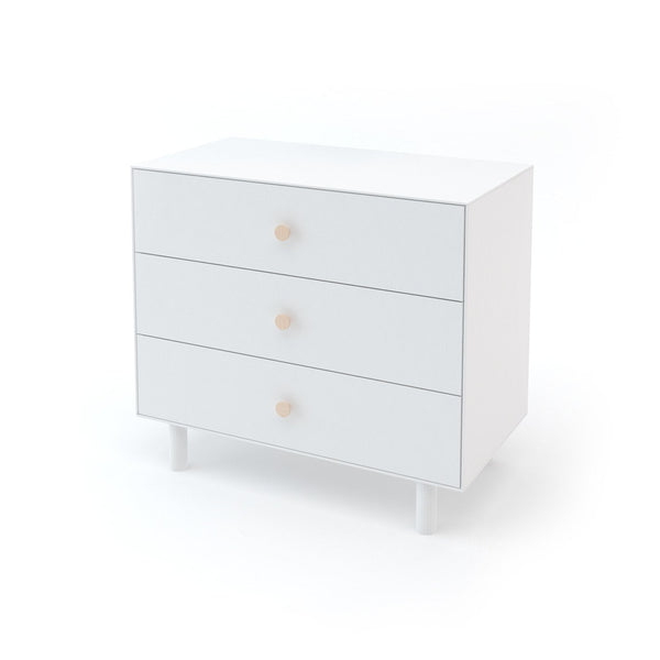 3 Drawer Dresser with Fawn Base