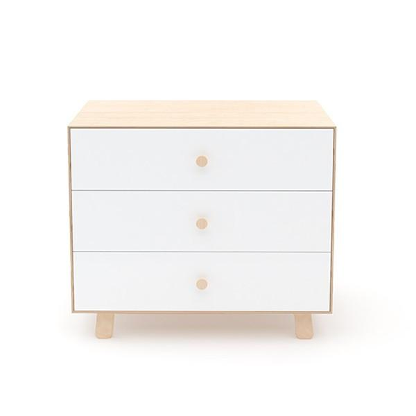 Merlin 3 Drawer Dresser with Sparrow Base